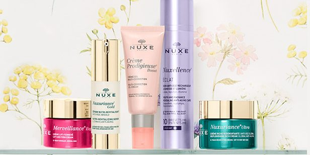 Nuxe products