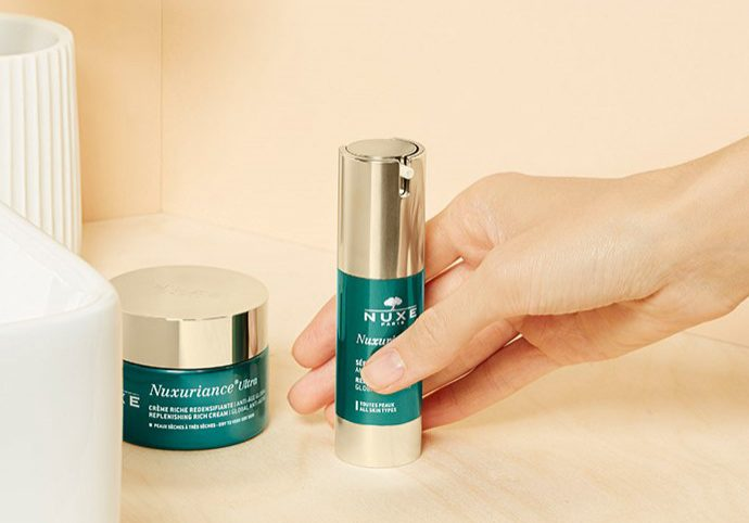 Nuxe anti aging product
